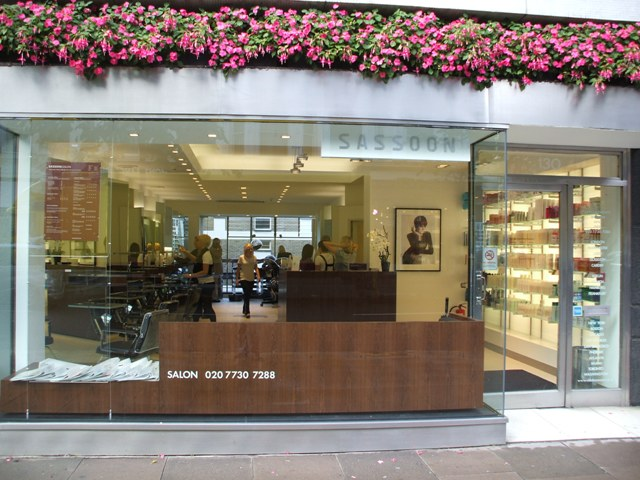 Sassoons Sloane St, London